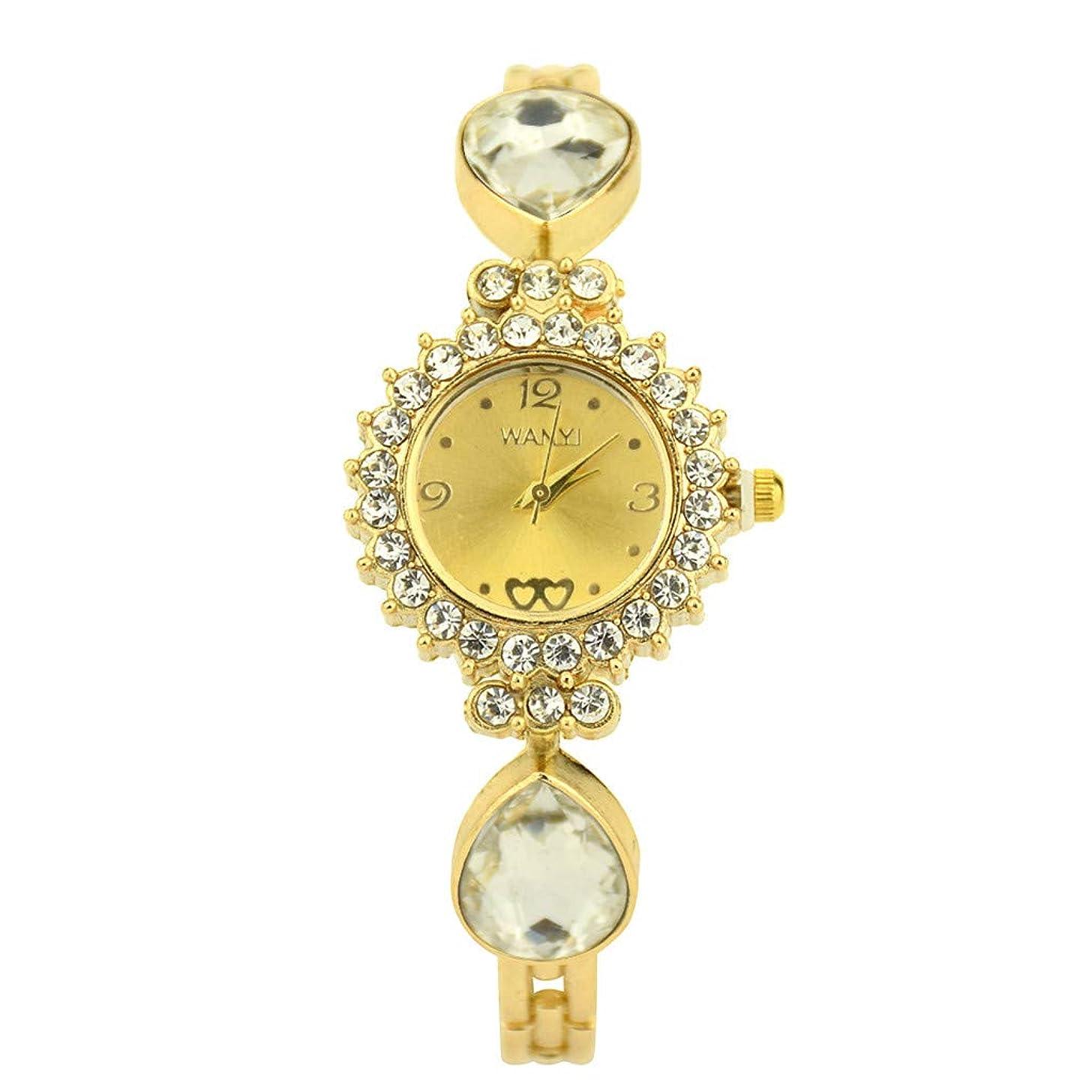Women's Diamond Bracelet Watch Analog Quartz Sports Watch Watches for Women Simple Under 5 ? Best Gifts for Lovers