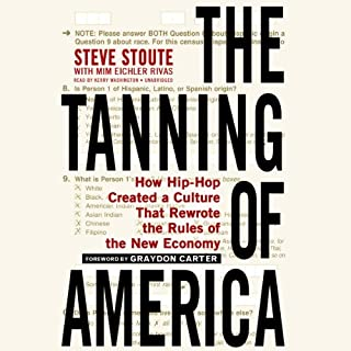 The Tanning of America audiobook cover art
