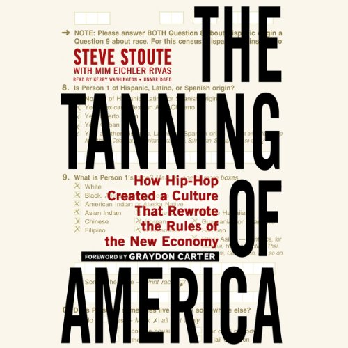 The Tanning of America copertina