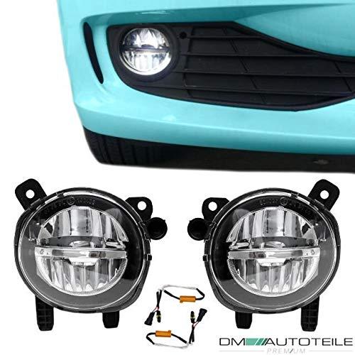 DM Autoteile Nebelscheinwerfer LED + Widerstände passend für F30 F31 F20 F21 F32 F33 F36