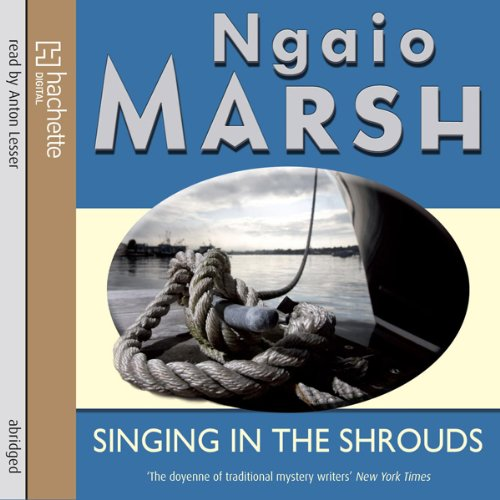 Singing in the Shrouds Titelbild