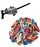 TAKARA TOMY B-120 Buster Xcalibur 1'.Sw Stater Set High Performance Battling Top Ops