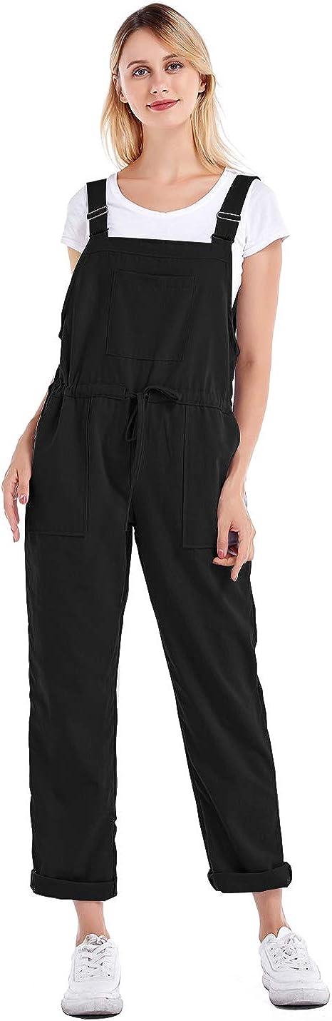 Boston Mall Yeokou Women's Fashion Cotton 5% OFF Adjustable Drawstring Linen Strap