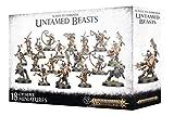 Games Workshop Warhammer Age of Sigmar Slaves to Darkness: Untamed Beasts