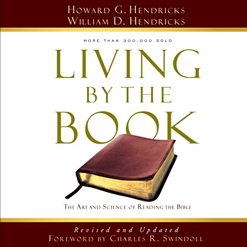 Living by the Book audiobook cover art