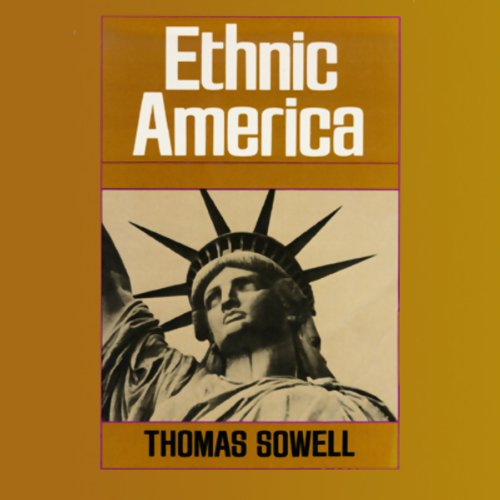 Ethnic America audiobook cover art