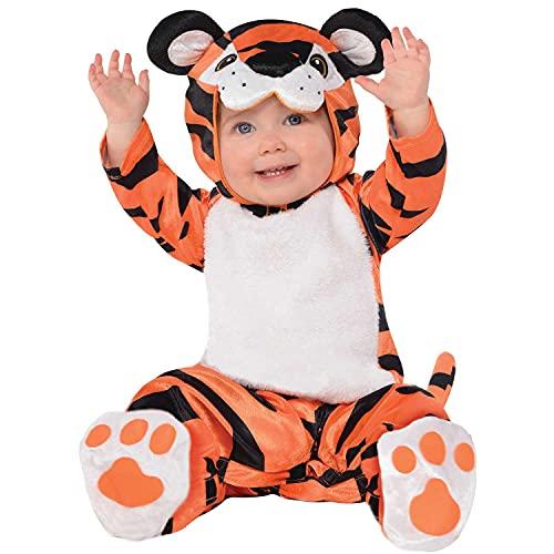 Amscan - Babykostüm Tiny Tiger