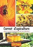 Carnet d'Apiculteur: carnet d'apiculture pour suivre l'évolution de vos abeilles, ruches et colonies| cahier de suivi pour apiculteur professionnel et ... d'apiculteur| Le journal de l'Apiculteur