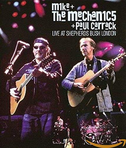 Mike and Mechanics Live at The Shepherds Bush [Blu-Ray]