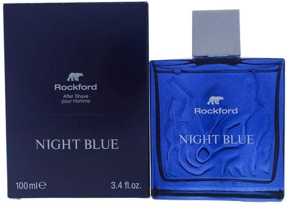 Rockford night blue, after shave , 100 ml GA08437