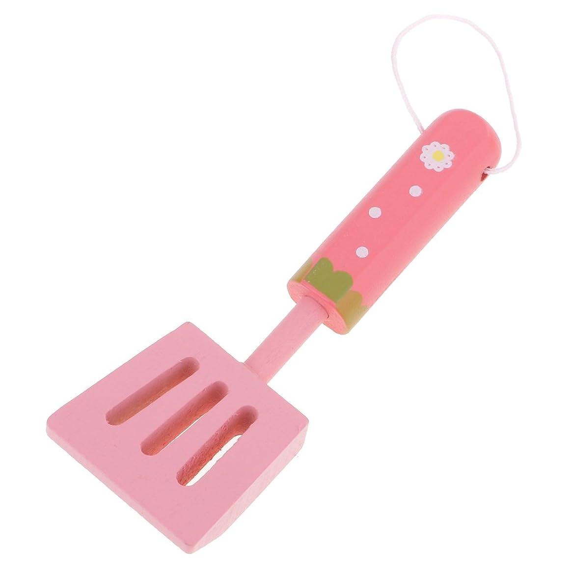 ホバート限られた情熱磁気 野菜 モデル フード キッチン用品 赤ちゃん ロールプレイ 玩具 おもちゃ 全7種類 - シャベルモデル