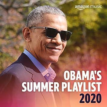 Obama's Summer Playlist 2020