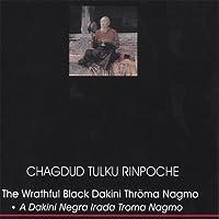 Wrathful Black Dakini Throma Nagmo a Treasure