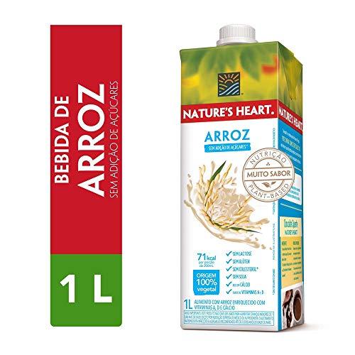 Bebida Vegetal, Natures Heart, Arroz, 1L