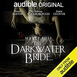 The Darkwater Bride audiobook cover art
