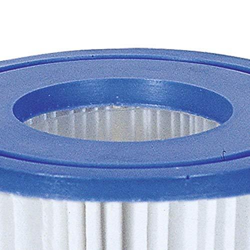 Coleman SaluSpa 90352E Swimming Pool Filter Pump Type VI Cartridge (4 Filters)