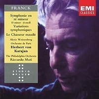 Franck: Symphony in D Minor/Symphonic Variations/Le Chasseur Maudit