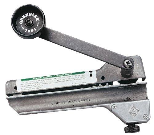 Greenlee 1940 Flex Splitter Flexible Metal Conduit Cutter