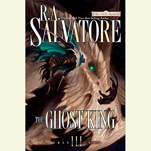 Couverture de The Ghost King