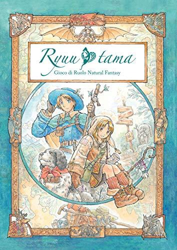 Ryuutama. Gioco di ruolo natural fantasy