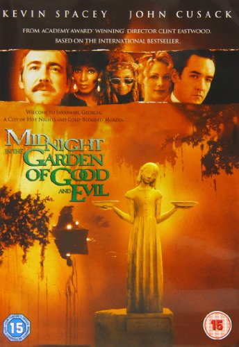Midnight in the Garden of Good and Evil [Region 2] -  DVD, Rated R, Clint Eastwood