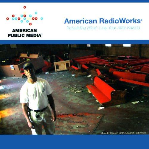Rebuilding Biloxi audiobook cover art