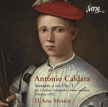 Antonio Caldara: Suonate a tre Op. 1