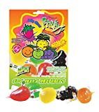 JU-C Jelly Fruity Snacks Golosinas de Sabores 11.8 oz Bag 3 Pack (JU-C Jelly) Set of 10
