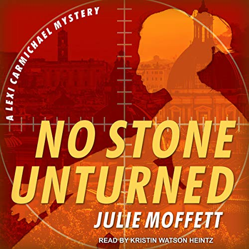 No Stone Unturned  By  cover art