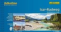Isar-Radweg: Von Scharnitz zur Donau, 278 km, 1:50.000, wetterfest/reissfest, GPS-Tracks Download, LiveUpdate