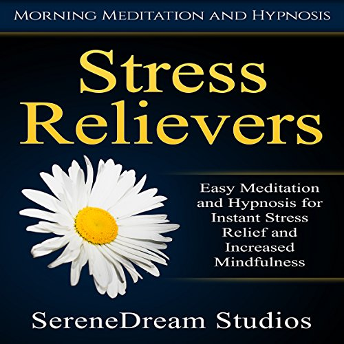 Stress Relievers audiobook cover art