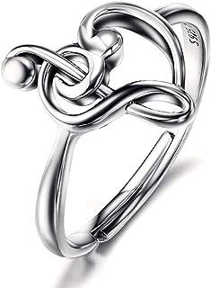 925 Sterling Silver Lady Girl Women Fashion Ring