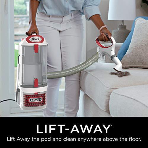 Shark NV501 Rotator Professional with Lift-Away Hand Vacuum
