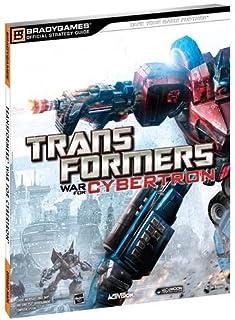 Transformers Cybertron (Brady Games)