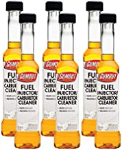 Gumout 510021W-6PK Fuel Injector & Carburetor Cleaner, 6 oz. (Pack of 6)