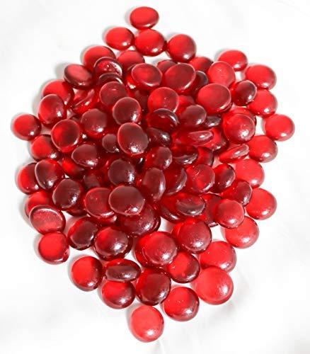profesional ranking Guijarros ARSUK, cuentas y piedras de vidrio, pepitas de vidrio, gemas redondas,… elección