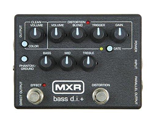 ◆MXR エフェクター BASS DI+ M-80◆並行輸入品◆