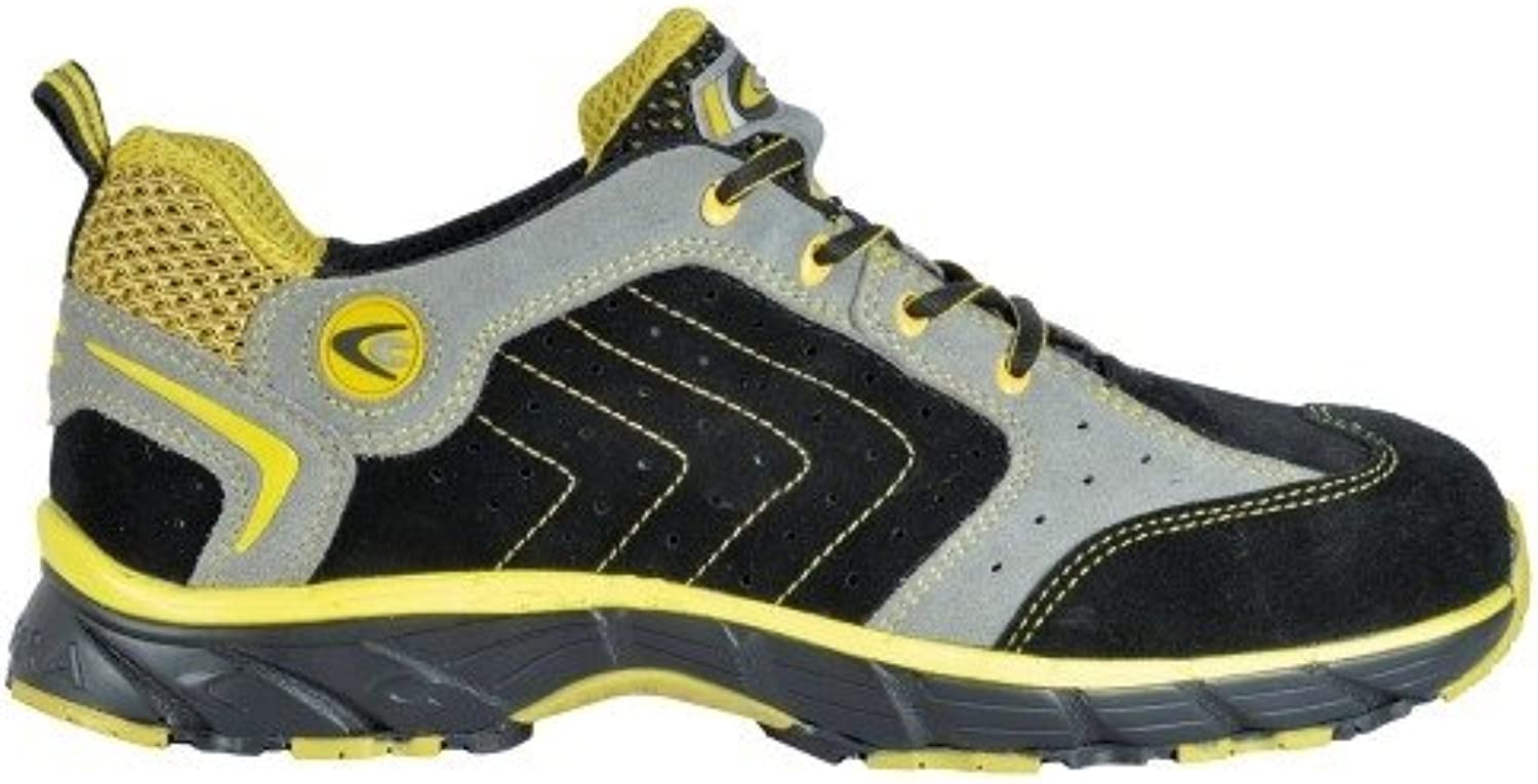 Cofra JV032-000.W39 Safety shoes New Twister S1 P SRC Size 39 in Black