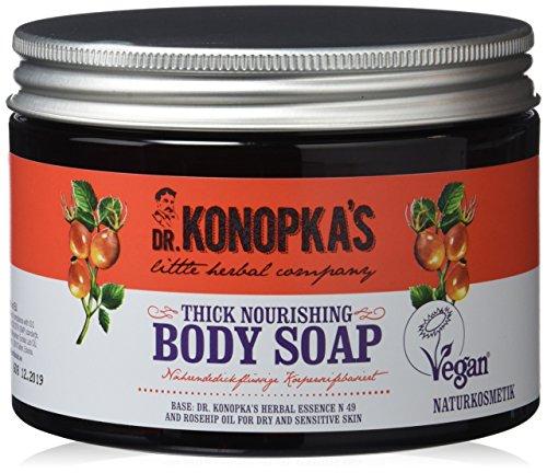 Dr. Konopka's Savon Corps Épais Nourrissant 500 ml