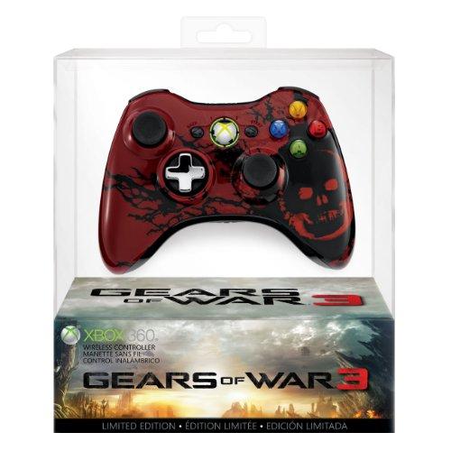 Gears of War 3 Branded Controller Original Microsoft