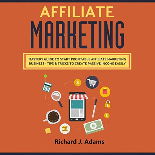 Page de couverture de Affiliate Marketing