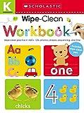 Kindergarten Wipe-Clean Workbook: Scholastic Early Learners (Wipe-Clean Workbook)