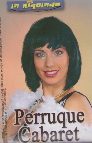 Perruque Cabaret Noire
