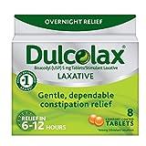 Dulcolax Stimulant Laxative, 8 Tablets