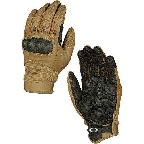Handschuhe Oakley Pilot Glove Coyote, L, Coyote