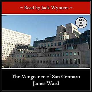 The Vengeance of San Gennaro audiobook cover art