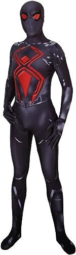 bajo precio del 40% QQWE PS4 Traje de Cosplay de Spiderman Traje de BaTalla BaTalla BaTalla negro Traje de Lujo Traje Juego de rol Ropa Traje Trajes de Spandex,negro-XXXL  compras en linea