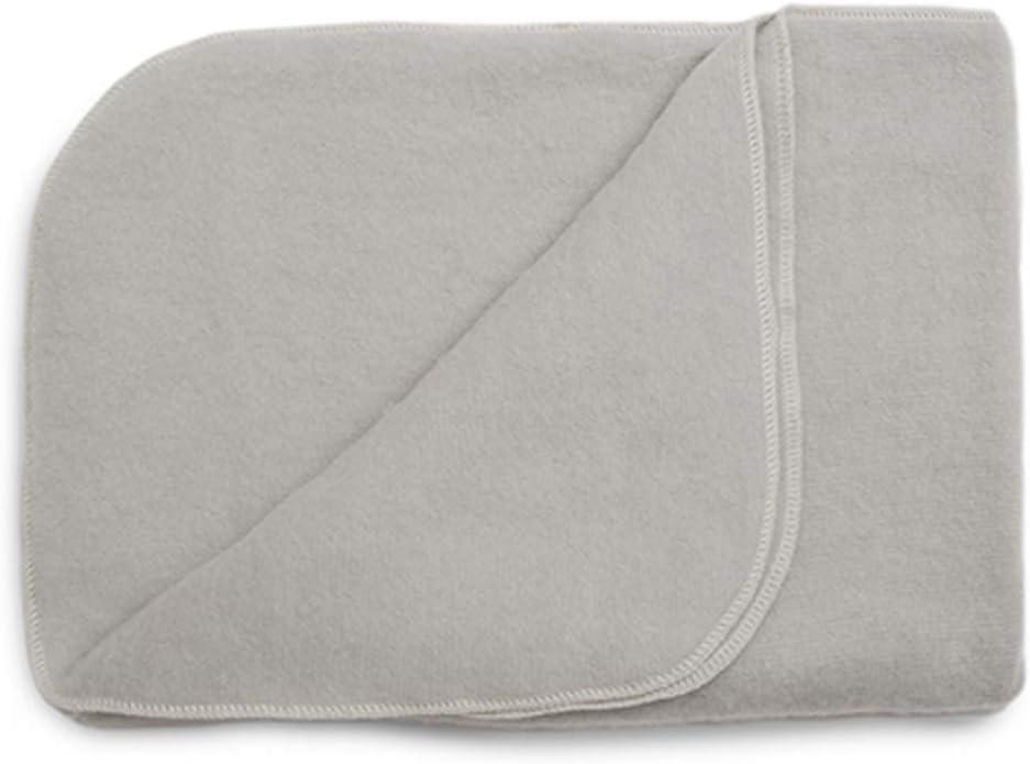 LANACare Organic All items free shipping Merino Wool Soft Blanket Grey Toddler Ranking TOP20