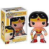 MMZ Funko DC Universe #08 Wonder Woman Comic Version Pop!Multicolor...
