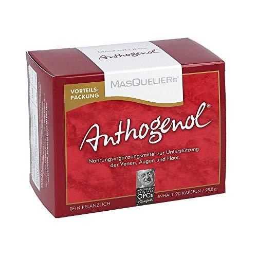 MASQUELIER´s Anthogenol Kapseln, 90 St. Kapseln